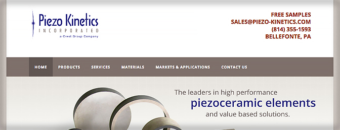 piezo kinetics website