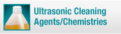 Learn about our ultrasonic cleaning agents